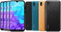 BRAND NEW HUAWEI Y5 2019 UNLOCK DUAL SIM 4G LTE BLACK 16GB 2GB RAM
