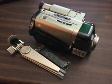 Sony V-3000 35mm Camera W/Cassette Tape Player VTG  Worksish