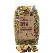 More details for rosewood chinchilla & degu delight 150g, 100% natural ingredients, treats/snacks