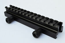 "Rifle Scope Full 14 slot Riser Mount Flat Top 3/4"" .75"" Picatinny Rail"