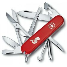 COUTEAU SUISSE VICTORINOX FISHERMAN 17 OUTILS NEUF