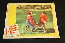 1960 Little Shepard of Kingdom Come Lobby Card #3 Luana Patten 60/372 (C-5)