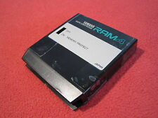 Yamaha RAM4 data cartridge (DX7 II FD, D, S TX802 RX5 RX7 DX11) New Battery Used