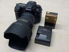 Nikon D500 Digital SLR Camera + Nikon Nikkor AF-S DX 17-55mm F/2.8G ED-IF Lens