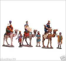 Figura Belen J.L.MayoSerie 11 cms Reyes Magos y Pajes BEL903