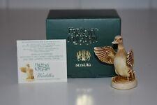 Harmony Kingdom Waddles Duck Solid Figurine NetsUke Box Tjndu 1999 Treasure Jest