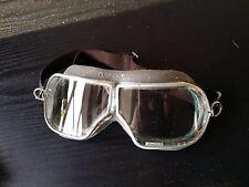 Goggles Vintage Helmet Glasses, made in USSR