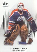 2013-14 SP Game Used Hockey #64 Grant Fuhr Edmonton Oilers