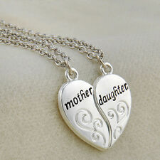 """Fashion Mother and Daughter Love """"Mom"""" Necklace Mother's Day Gifts For Mother CN"""