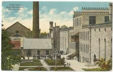 Lincoln Nebraska NE ~ State Penitentiary Prison Court Yard 1910