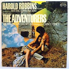 """Ray Brown Orchestra -1970 - Symbolic-12""""-33 1/3RPM-Soundtrack -""""The Adventurers"""""""