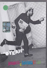 JOVANOTTI & SOLELUNA NY LAB - oyeah DVD