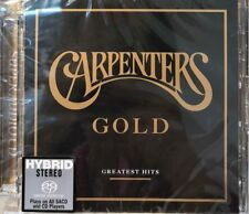 CARPENTERS - GOLD  (SACD) MADE IN JAPAN