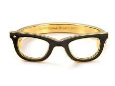 Kate Spade Goreski Glasses Bracelet NWT MOdern Urban Geek Chic!  Classic & Witty