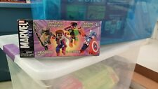 Marvel Universe Minimates 4 Pack   New Sealed   Dr Octo Capt. America