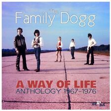 Way Of Life :anthology 1967-76 - 2 DISC SET - Family Dogg (2014, CD NEUF)