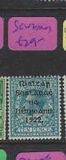IRELAND  (P1704B)  KGV ON GB 10 D    SG  42   MOG
