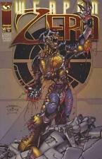 Weapon Zero Vol. 2 (1996-1997) #14