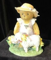 Cherished Teddies April #107062 - I Couldn't Bear To Be Without You