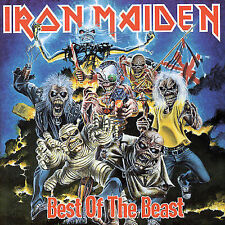 Best Of The Beast - Iron Maiden CD Greatest Hits New !