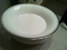 Waterford China, Monique Lhuiller Latine, Round Vegetable Bowl, N/W/T Bone China