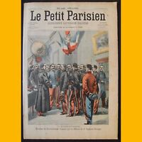 LE PETIT PARISIEN Supplément littéraire illustré El-Moungar 6 décembre 1903
