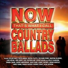 Various Artists, Taylor Swift, K, Now Country Ballads, Very Good