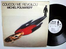MICHEL POLNAREFF Coucou me Revoilou LP France Chanson