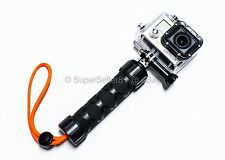 XGrip Camera Handle Grip w/Mount & Secure Strap + Video Pan for GoPro Hero 2 3 4