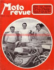 MOTO REVUE 2034 YAMAHA 650 XS 1B ; Tourist Trophy ; Bol d'OR 1971
