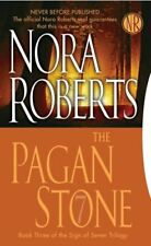 The Pagan Stone by Nora Roberts (Paperback / softback)