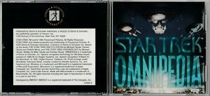 Star Trek - Omnipedia Windows CD-ROM 1995