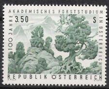 Österreich Nr.1251 ** Forststudium 1967, postfrisch