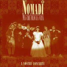 Nomadi Ma Che Film La Vita I Nostri Concerti (Remastered 2021) Doppio Vinile Lp