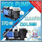 POMPA PISCINA POMPA di circolazione pompa piscina piscina pompa filtro 12 m³/h