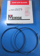 """Morse 2-8' 4"""" 3/8 25 14R HEF Band Saw Blade"""
