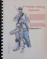 Civil War History of the 7th Florida Infantry Regiment