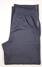 UNDER Armour PANTS Large GRAY Mens SIZE Loose SZ Athletic JOGGING Pant CHARCOAL*