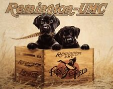 Remington Umc Finders Keepers Vintage Retro Tin Sign 16 x 13in