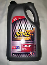 Oil 10w/40 Semi Synthetic Engine Oil - 5 Litre - Free Delivery