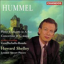 Hummel: Piano Concerto, Op. 113 / Concertino, Op. 73 / Gesellschafts-Rondo, Op.