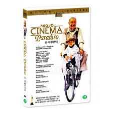 Cinema Paradiso (1988) Dvd - Giuseppe Tornatore, Philippe Noiret (*New *Italian)
