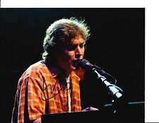 STEVE WINWOOD SIGNED PLAYING PIANO 8X10 TRAFFIC