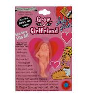 Grow Your Own Girlfriend Fun Funny Novelty Joke Prank Party Adult Secret Santa