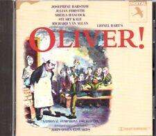 Lionel Bart's Oliver! National Symphony Orchestra - John Owen Edwards - MUSIC CD
