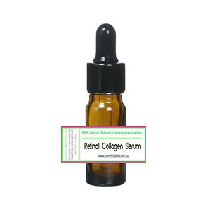 Retinol Anti-Aging Serum Retinoid Serum With Collagen For Wrinkles & Glowing