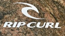 Rip Curl Sticker - Diecut Decal Surf Surfboard Surfing Hawaii