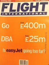 Flight International Magazine Is Easy Jet Going Far May 2002 FAL 091717nonrh