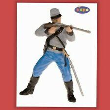 RETIRED Papo Wild West Western Cowboy Civil War Confederate CSA Cavalry Rifleman