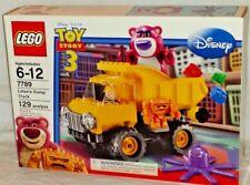 SEALED 7789 LEGO Toy Story Disney Pixar LOTSO'S DUMP TRUCK 129 pc RETIRED set